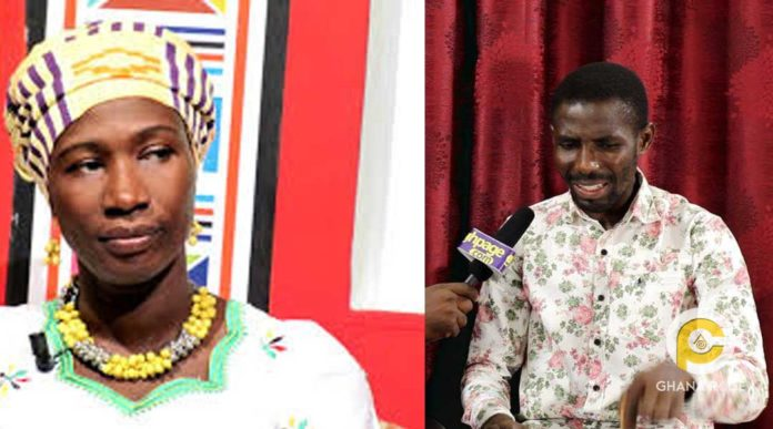 Cecilia Marfo asked me to put my manhood in her hands for prayers - Former Cook