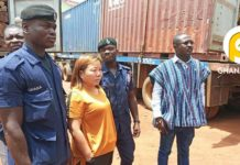 Aisha Huang's sister, the Chinese woman arrested with 4 trucks of rosewood in Tamale missing