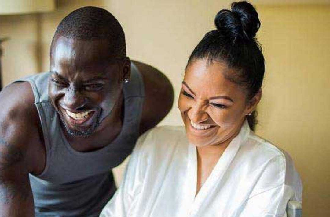 Chris Attoh wife 2 - Maryland Police claim Chris Attoh not interested party in his wife's death