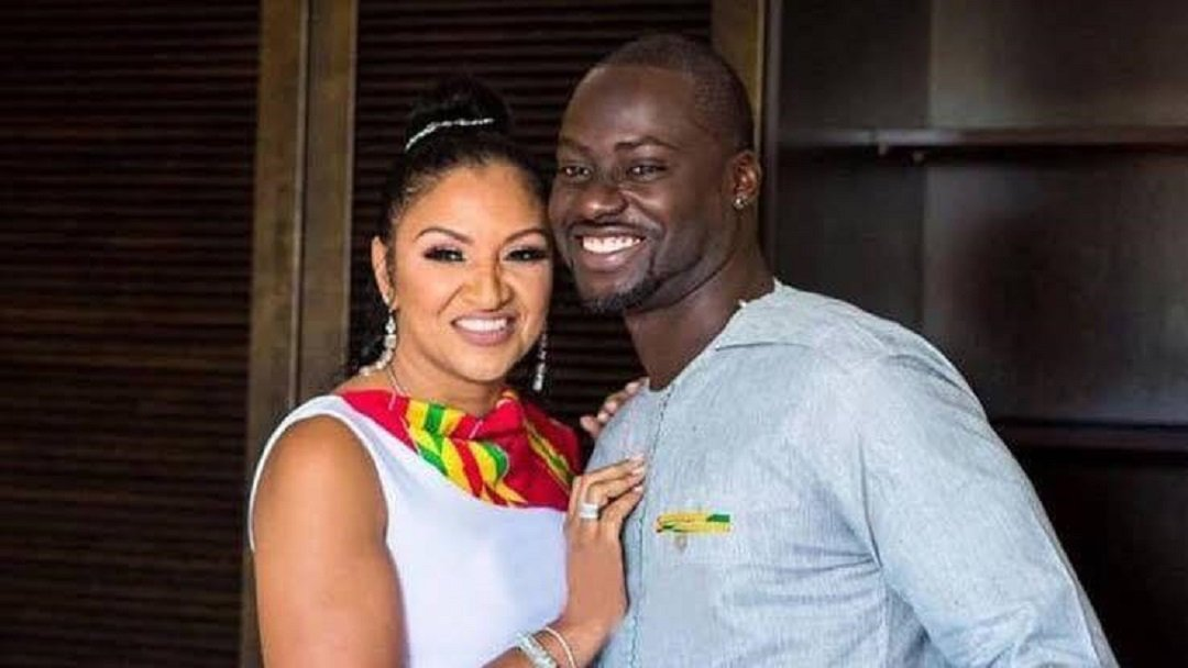 Chris Attoh wife Bettie Jenifer 0 - Chris Attoh's wife allegedly filed for divorce from ex-husband
