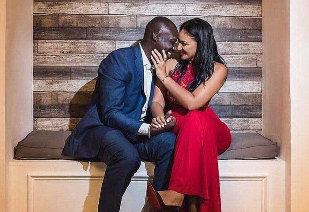 Chris Attoh wife Bettie Jenifer 4 2 - Chris Attoh not a person of interest in wife's murder – Maryland Police