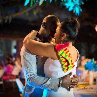 Chris Attoh leaves movie set, flies to Maryland following wife's murder