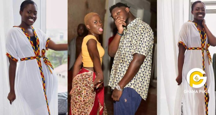 Is Fella Makafui pregnant for Medikal already? Her latest social media post suggests so [SEE]