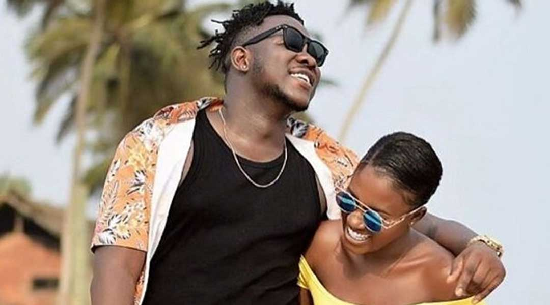 Fella Med - Would you have accepted medikal's proposal if he were a coconut seller? – Fan to Fella Makafui