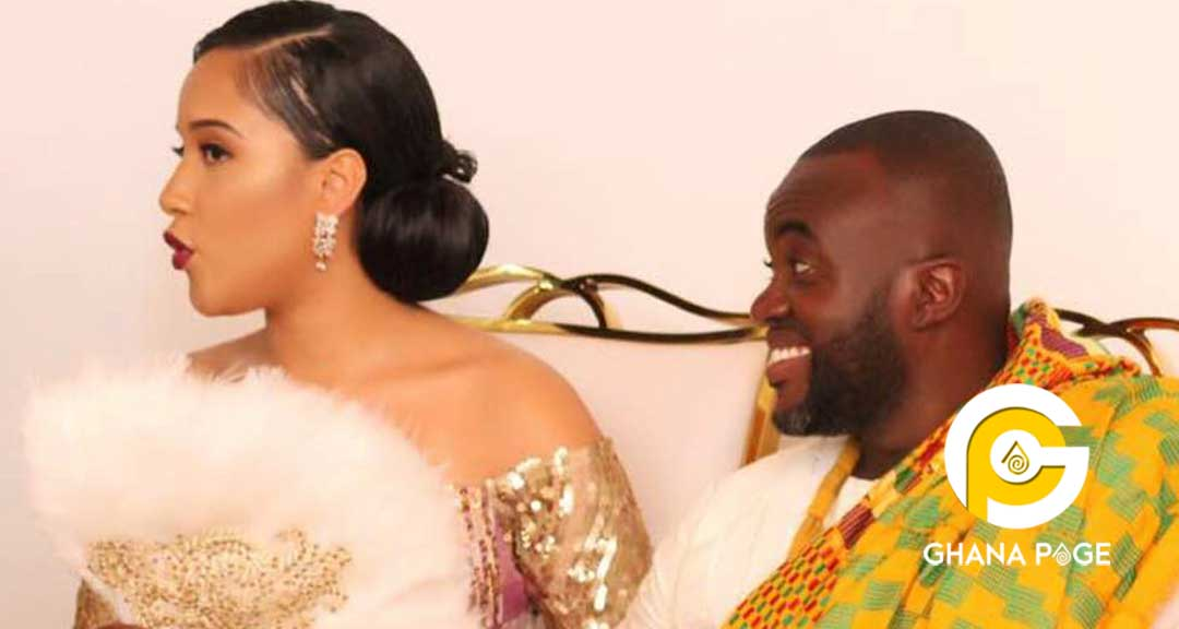 Fred Nuamah finally reacts to divorce rumors just a year after marriage