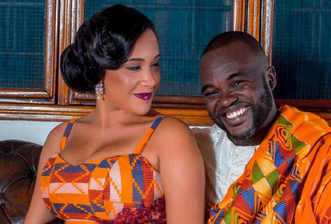 Photos of Martekor Quaye, Fred Nuamah's wife he is divorcing