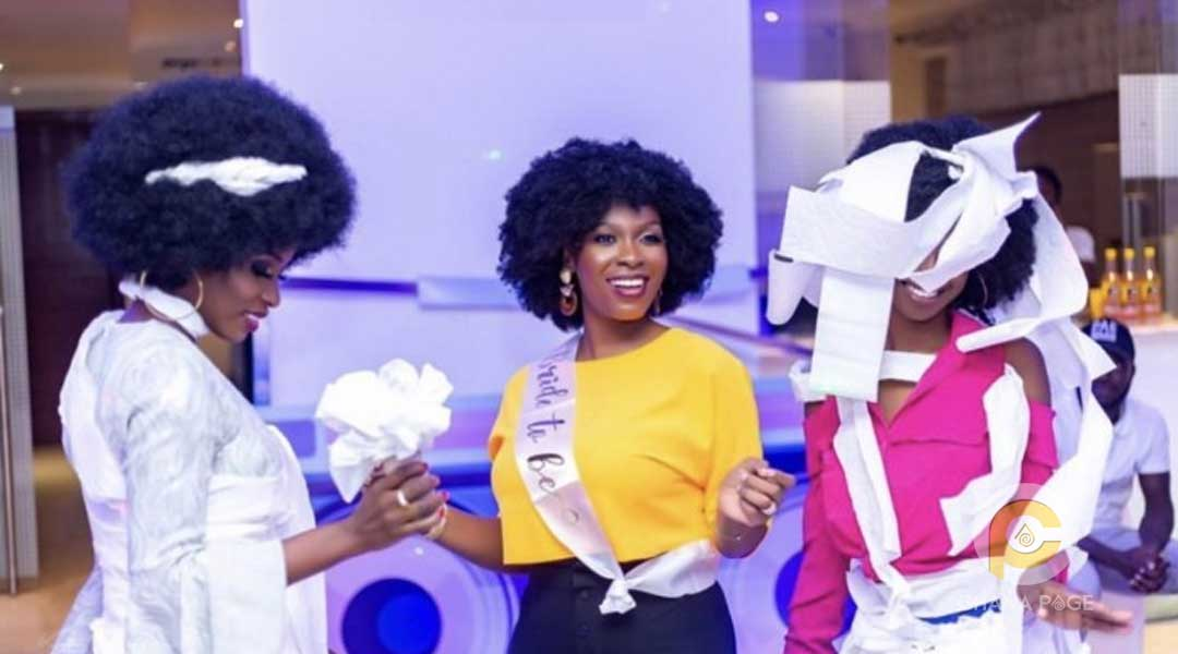 Photos from John Dumelo's wife bridal shower