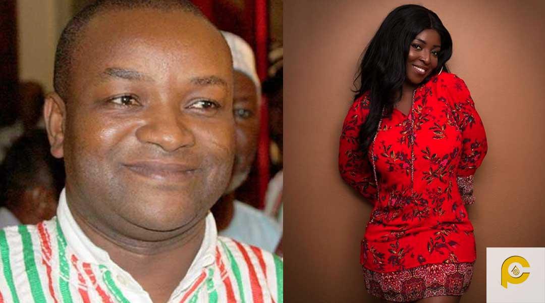 Hassan Ayariga - I like Yvonne Okoro when she isn't kissing in movies – Hassan Ayariga
