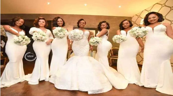 JOHN DUMELO 1 NEW 696x387 - Photos you missed from John Dumelo & Gifty's white wedding