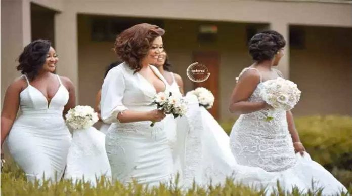 JOHN DUMELO NEW 6 696x387 - Photos you missed from John Dumelo & Gifty's white wedding