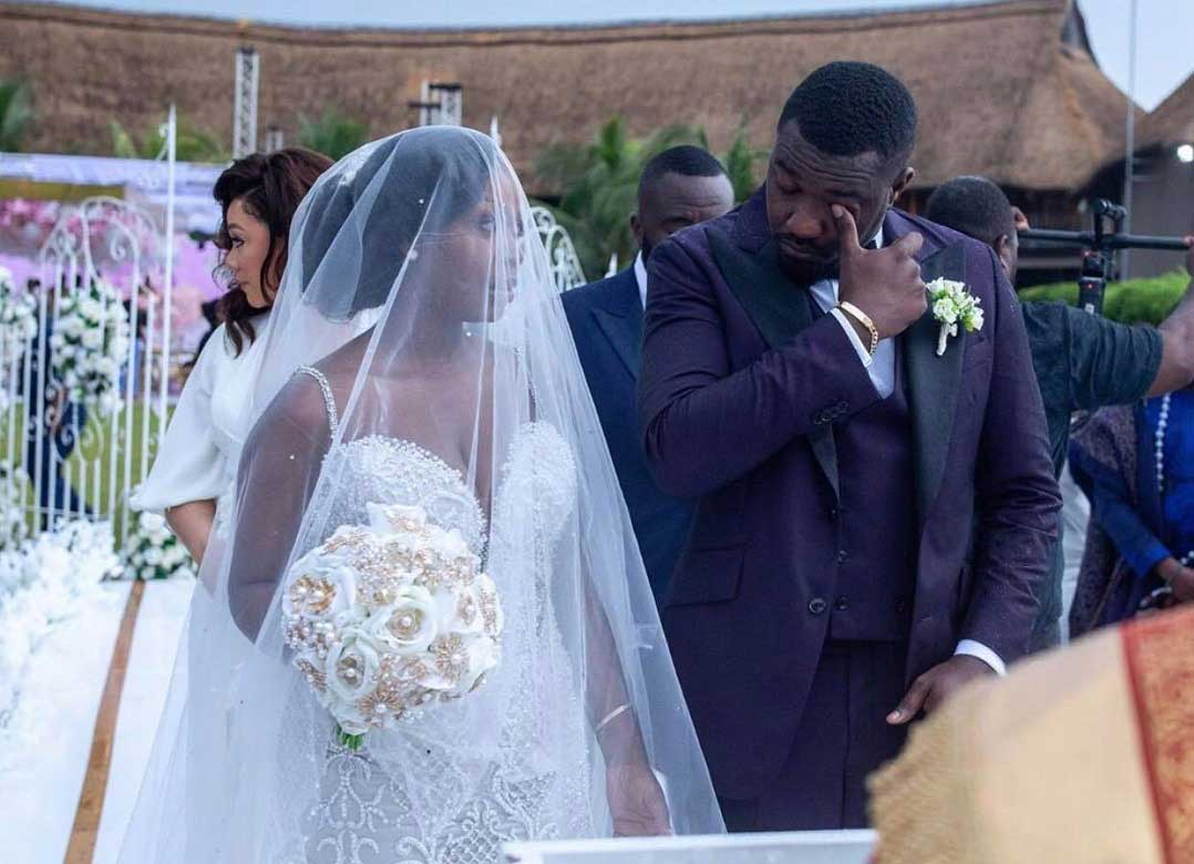 John Dumelo has a new bestie and that is me – Mrs. Dumelo