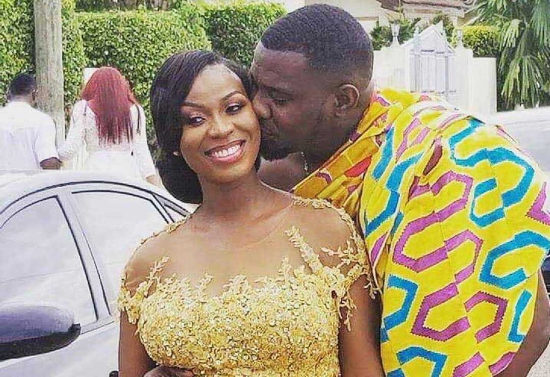 John Dumelo and wife 1 - Photos you missed from John Dumelo & Gifty's white wedding