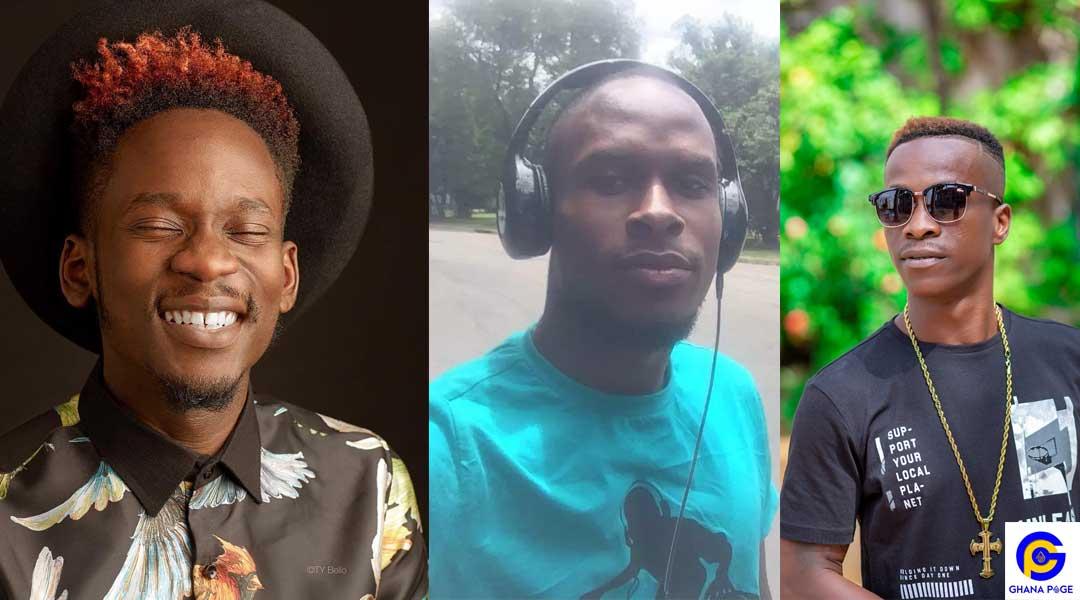K.K.FOSU GODDAY EAZI - DJ blasts K.K. Fosu for saying Mr Eazi is a lazy and bad artist