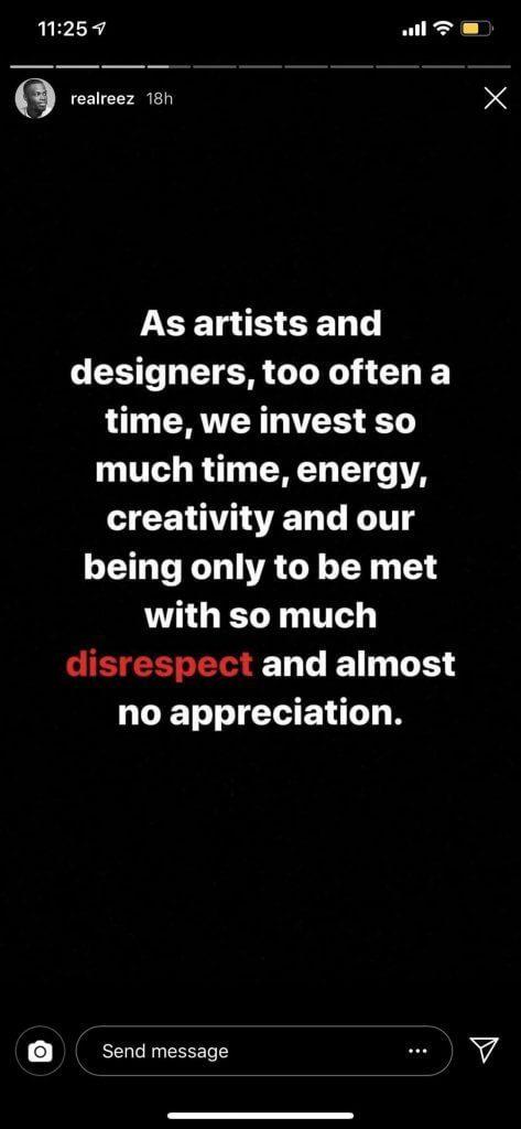 Kwesi Arthur4 - Graphic designer accuses Kwesi Arthur of stealing his artwork