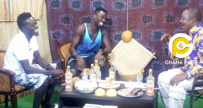 Lilwin finally speaks on his beef with Kwaku Manu-Reveals who is behind it
