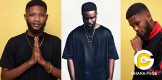 Sarkodie 'begs' for a featured from the underground artist, Lyrical Joe [Video]