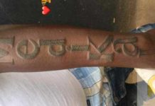 Medikal fan's Tattoo