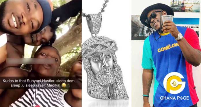 Medikal Chain - We won't return your chain – Alleged thieves tell Medikal