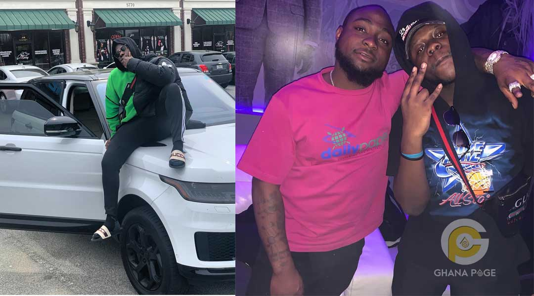 Medikal Davido collaboration - I'm done featuring on songs for free – Medikal