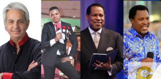 Benny Hinn, TB Joshua, Pastor Chris are not my size