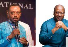Owusu Bempah and Mahama