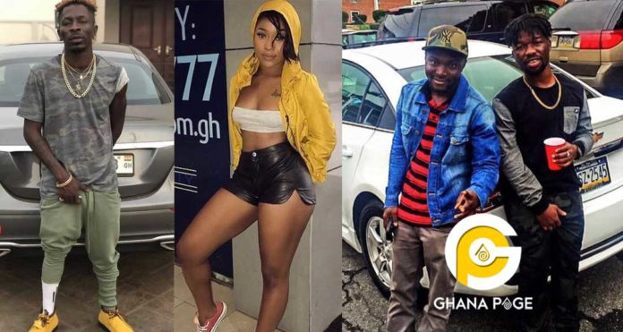 More trouble as Junior US' friend confirm Efia Odo's 3some and where it happened [See]