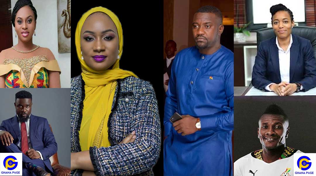 10 Popular young Ghanaians who could be President of Ghana