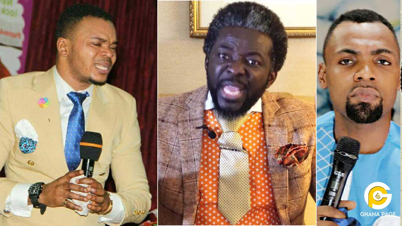 Rev Obofour, Obinim's time is up, I command collapse of their church in JN-Papa Shee