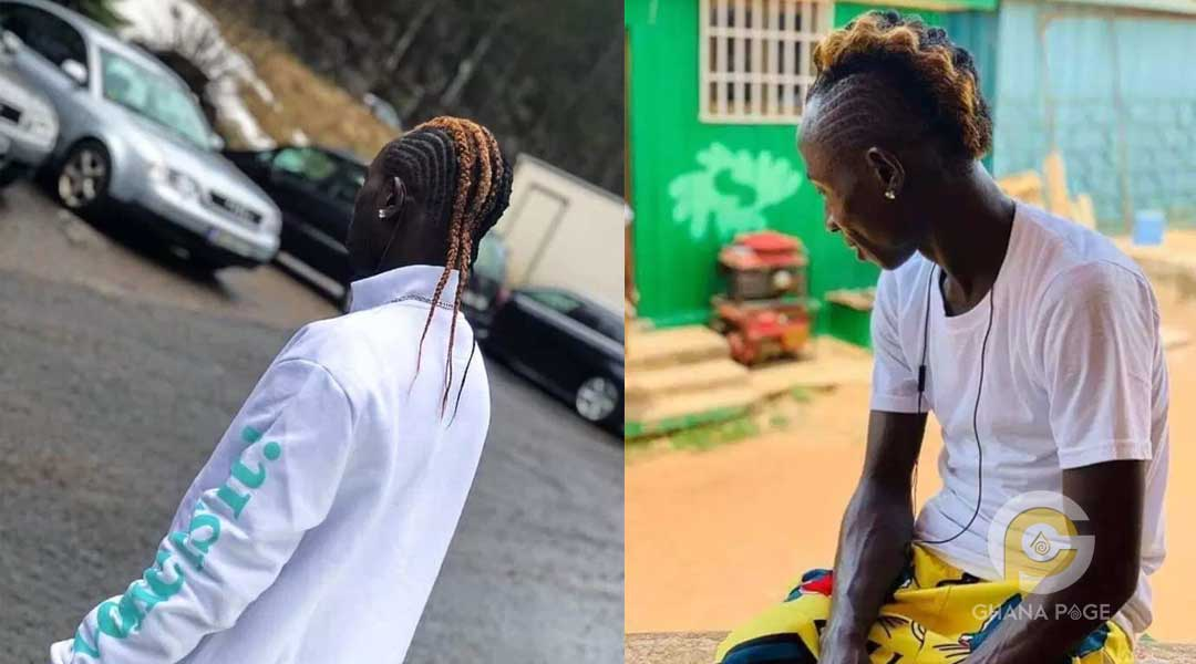 Patapaa hairstyle - Patapaa debuts a new hairstyle