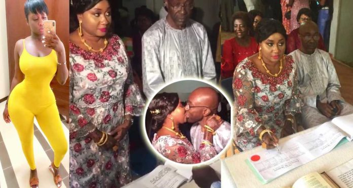Videos drop as Princess Shyngle's over 50yrs mum with 4 kids and 3 grandchildren marries again