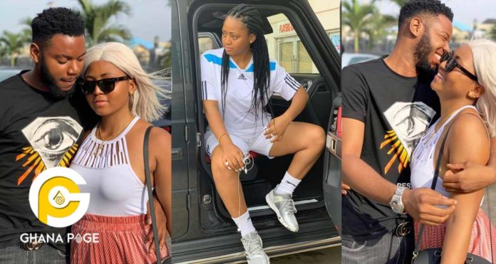 Nobody can take your place - Married Regina Daniels 'worships' ex-boyfriend on his birthday