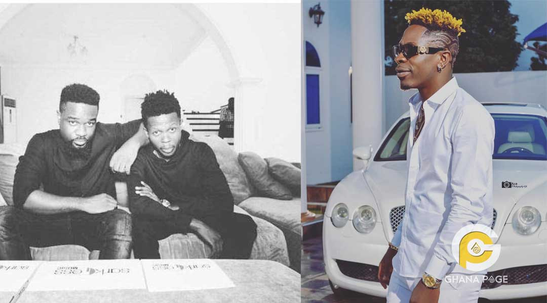 Sarkodie Strongman Shatta Wale - Sarkodie had nothing to offer Strongman because he was broke – Shatta Wale