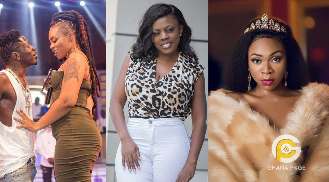 Shatta Wale Michy Nana Aba - Michy reacts to Shatta Wale's 'Corporate girl' comment