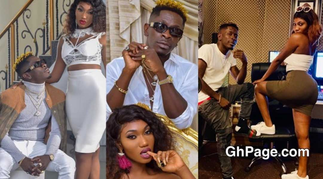 Shatta Wale and Wendy Shay - I wish i could marry Wendy Shay – Shatta Wale