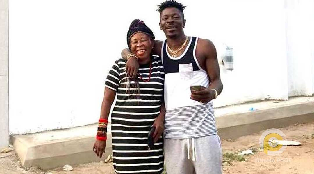 Shatta Wale and mum - Shatta's mother replies Mark Okraku over comment that she is in support of her son's reckless behaviour