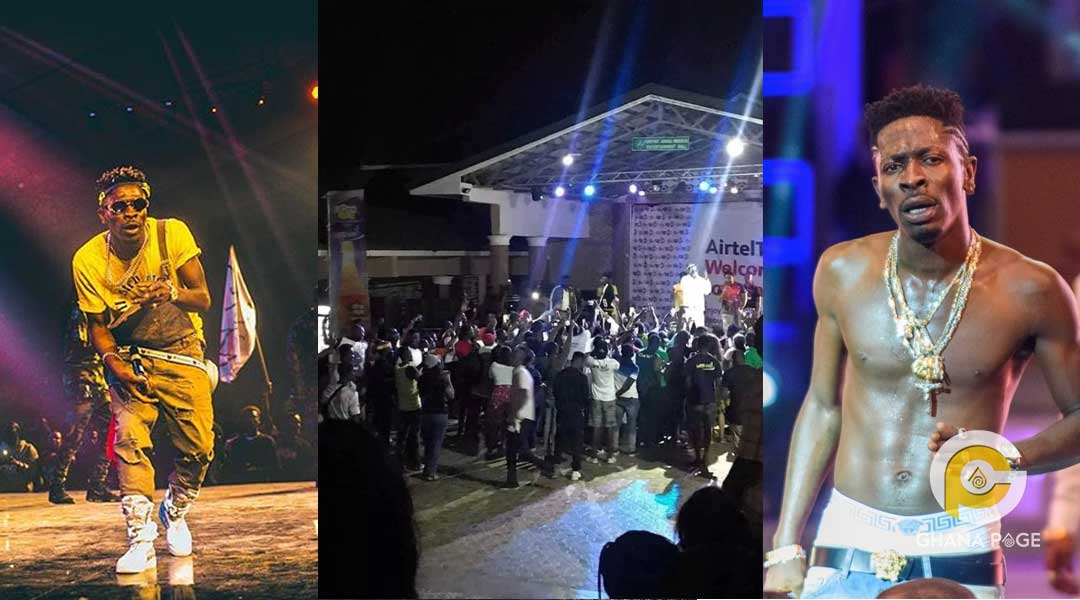 Shatta Wale - Shatta Wale doesn't deserve the amount he charges for shows – Event Organizer