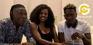 Peace Maker, Nana Aba Anamoah narrates how she brought peace between Shatta Wale and Stonebwoy
