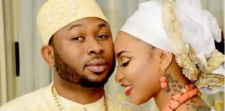 Tonto Dikeh and Ex Husband