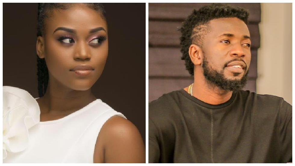 bisa kdei - New video of Bisa kdei and eShun sparks dating rumours
