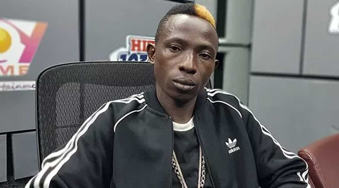 patapaa 2 - I am the Messi of Ghana music industry – Patapaa