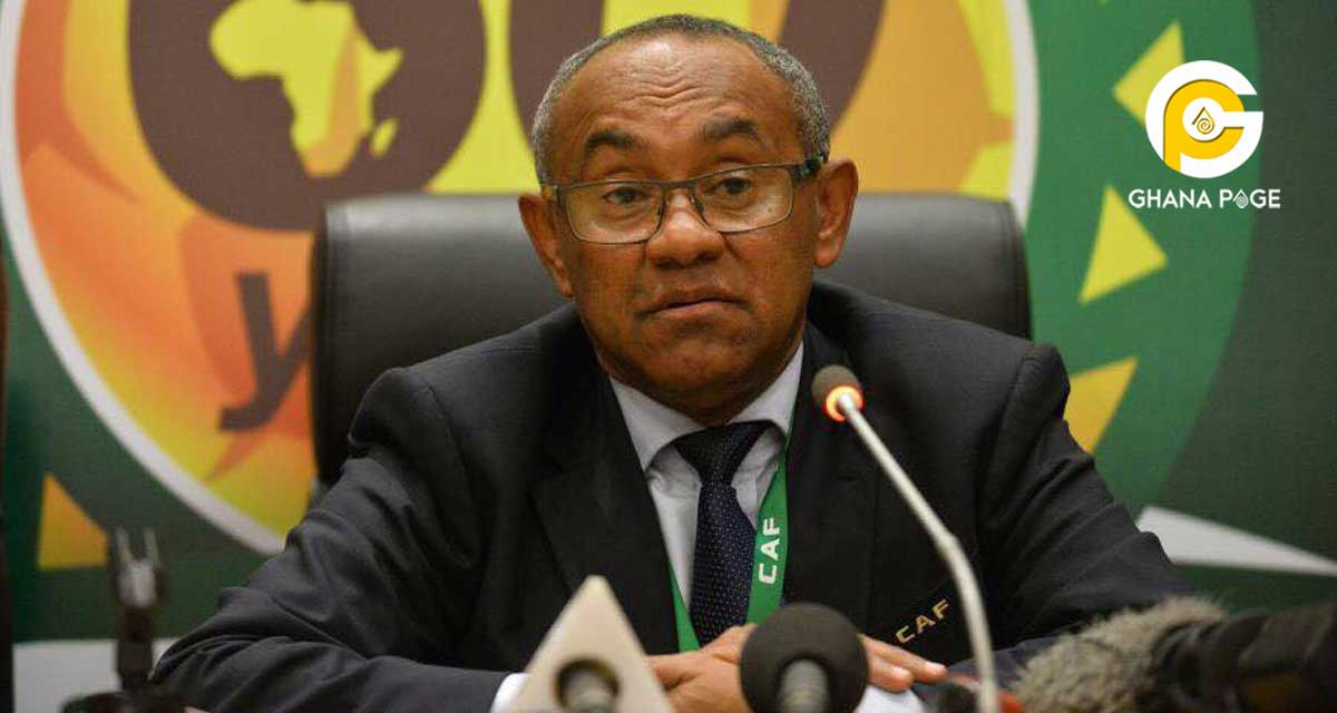 CAF President released by France police after been found not guilty