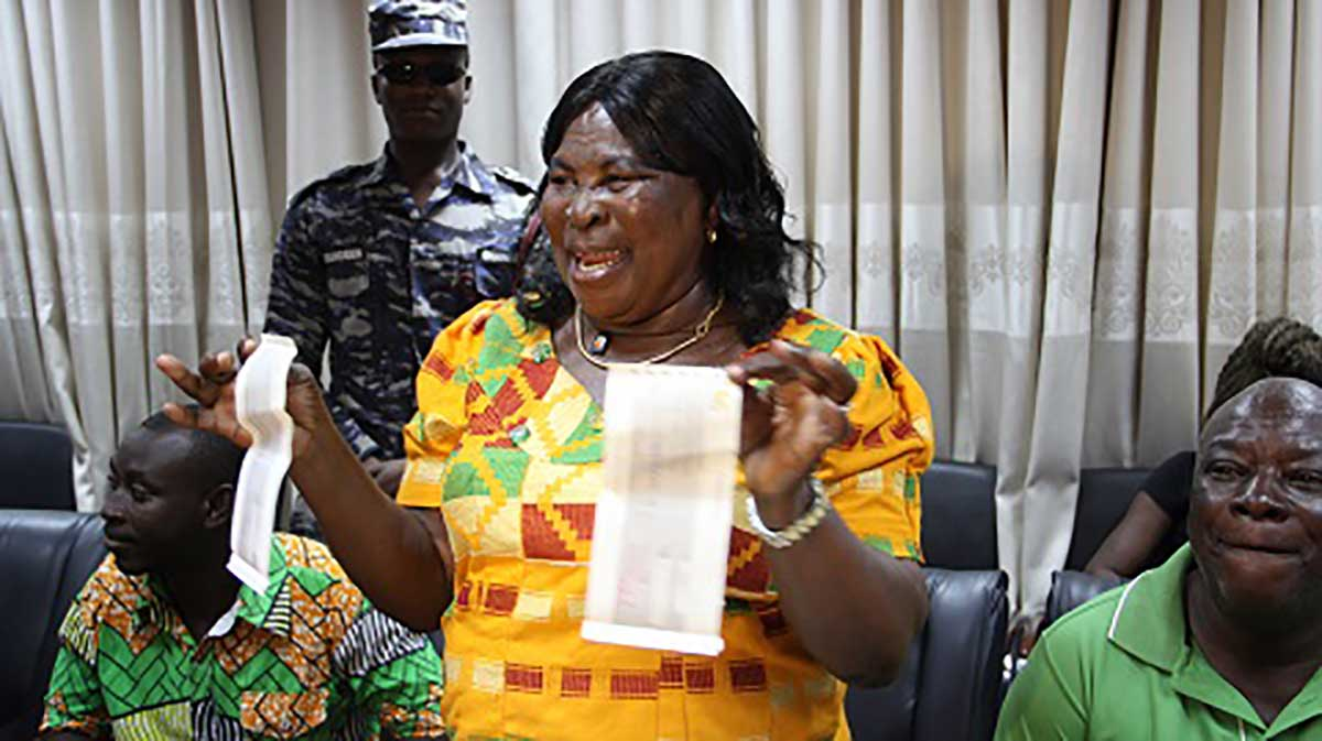 NDC and NPP can't be compared to my party – Akua Donkor