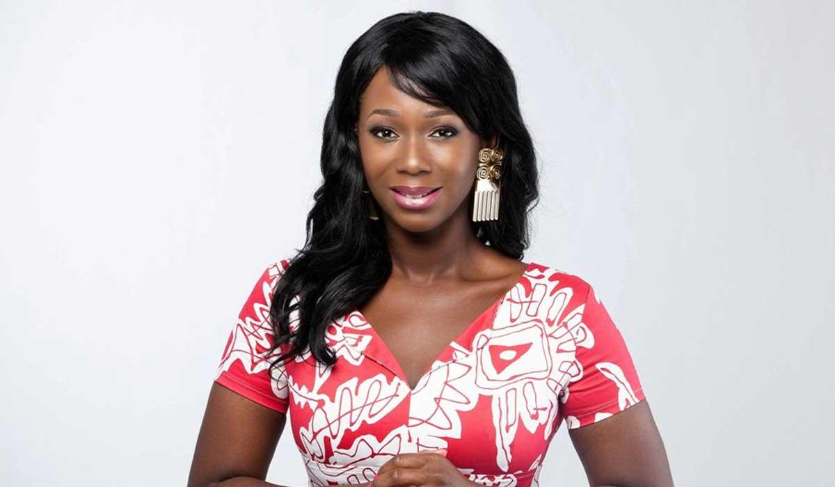 Ama K Abebrese stuns in new glamorous photos