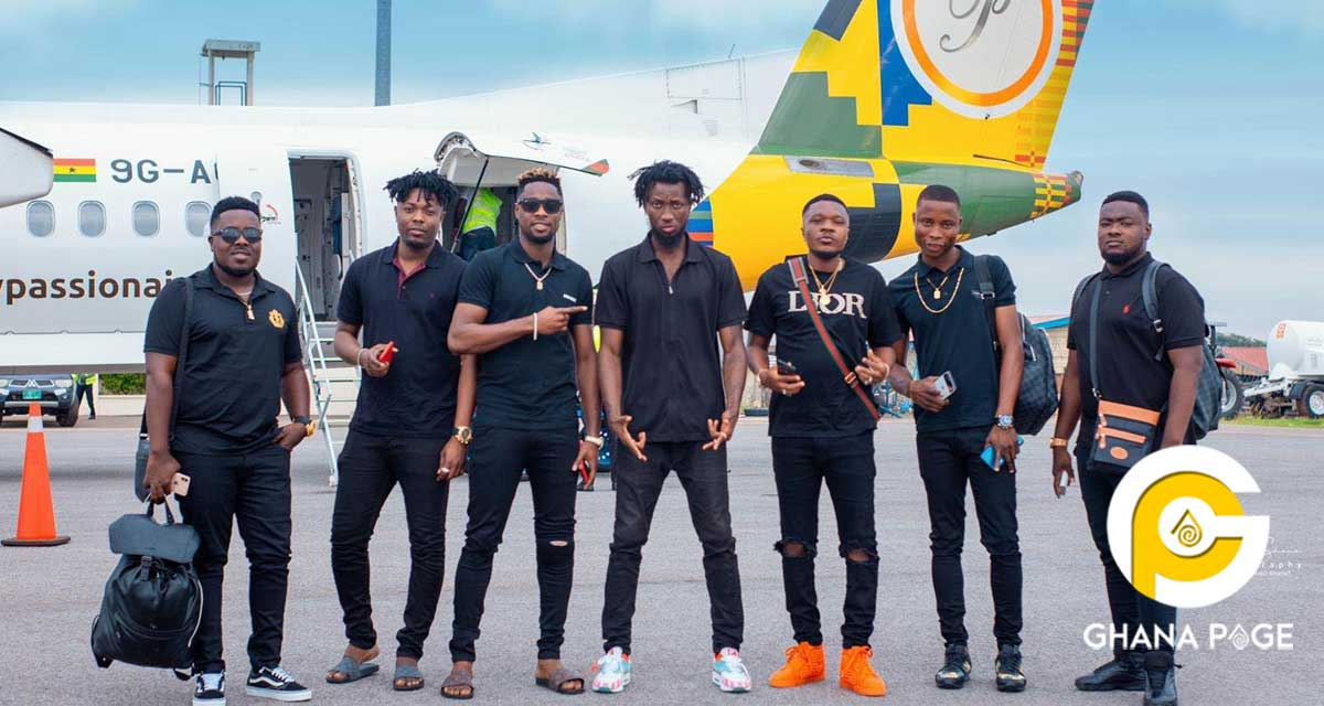 Meet the indestructible team members of B magic Empire record label