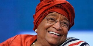 Ellen Sirleaf Johnson