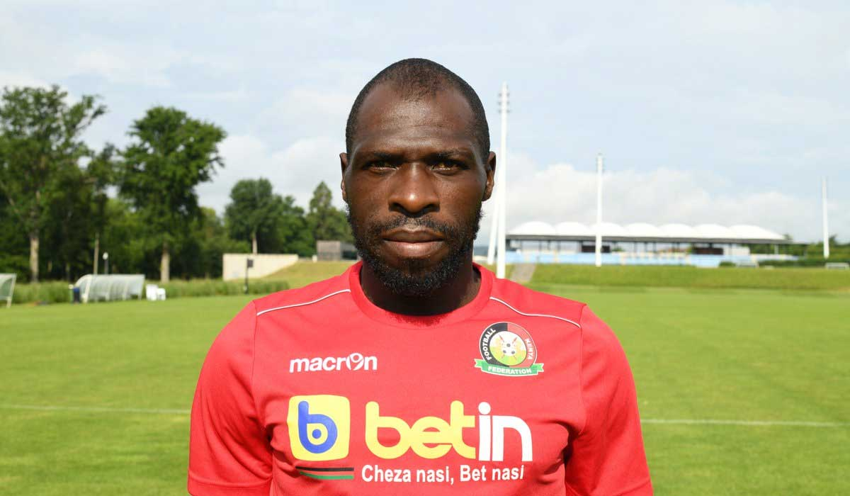 """Meet the """"26 year old"""" Kenyan playing in AFCON 2019"""