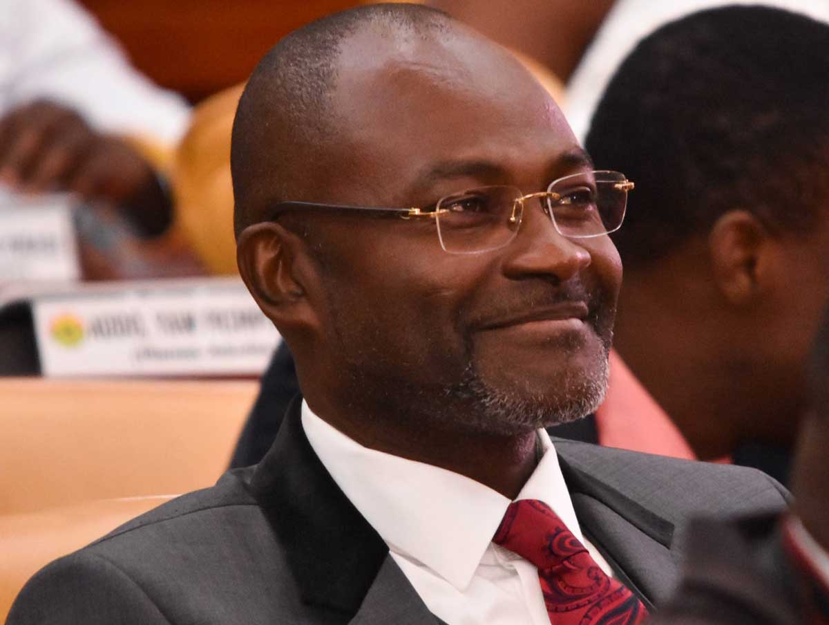 I am not at war with Asiedu Nketia- Kennedy Agyapong