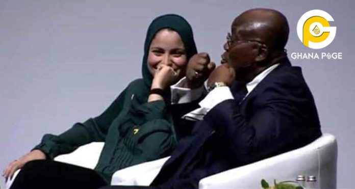 Feminists are chastising Nana Addo because he didn't blame men but rather spoke the truth at WD2019