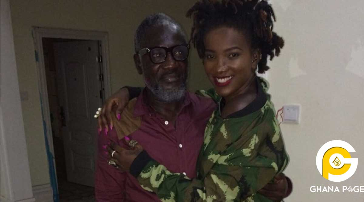 Late Ebony's father reacts to killing his daughter allegations