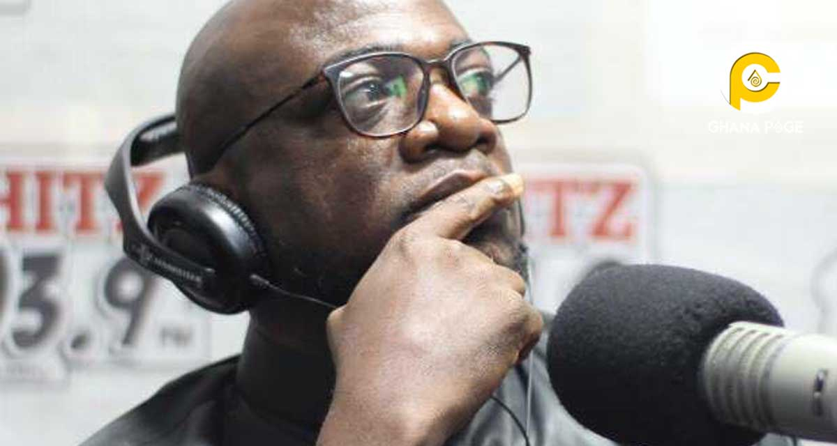 The head of production of Charterhouse, Nii Ayite Hammond Resigns